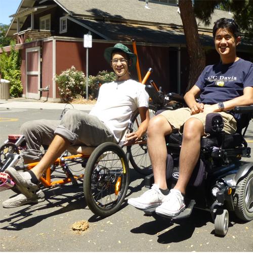 Quadriplegia-friendy tricycle_v1