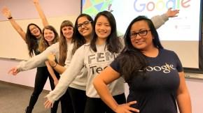 Google talk FemTech