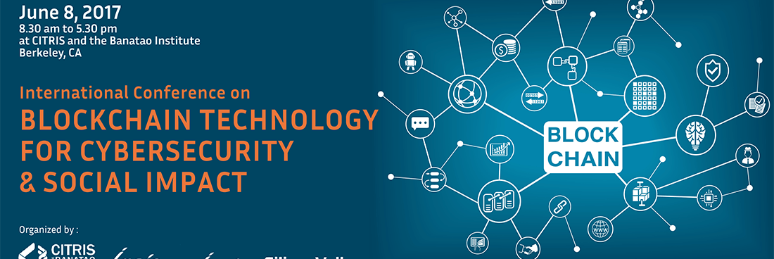 Blockchain Technology For Cybersecurity and Social Impact Conference