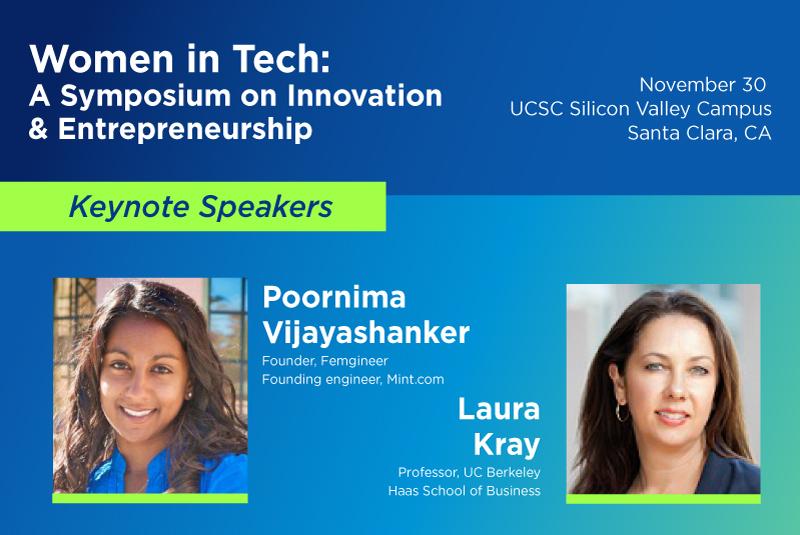 Women in Tech: A Symposium on Innovation & Entrepreneurship