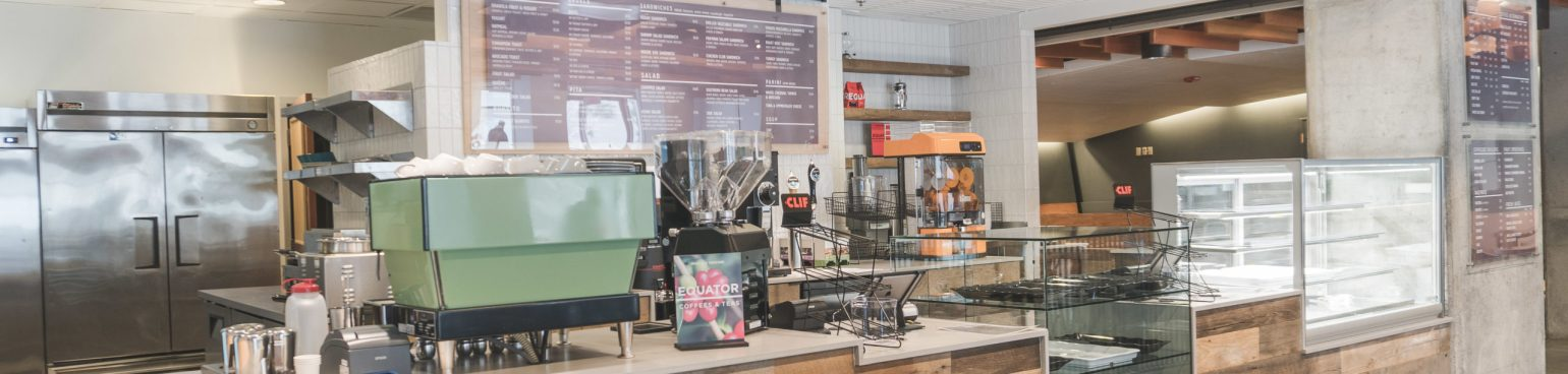 Yali's opens in Qualcomm Cafe at CITRIS headquarters