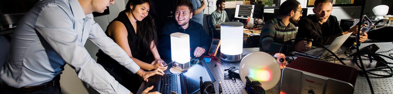 Superuser/entrepreneur treats Alzheimer's with light