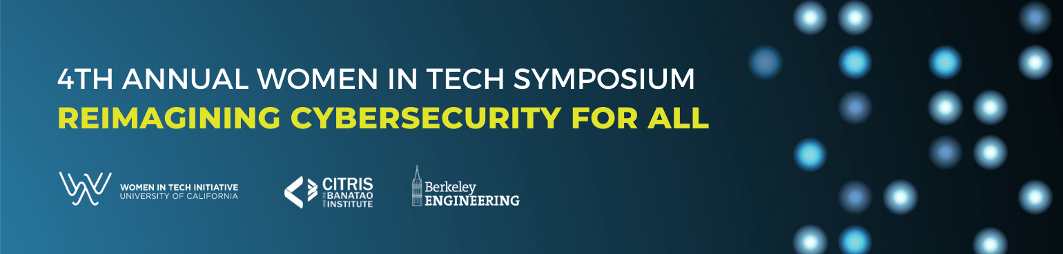 Tickets now on sale for Women in Tech Symposium: Reimagining Cybersecurity for All