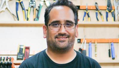 CITRIS Invention Lab Superuser Spotlight: Jeremy Rine