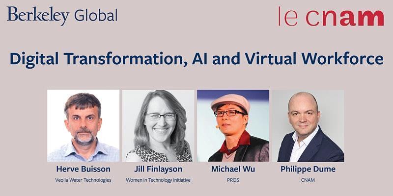 Digital Transformation, AI and Virtual Workforce