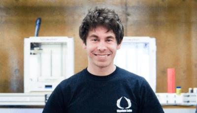 CITRIS Invention Lab Superuser Spotlight: Adam Hutz