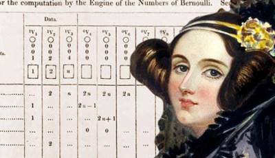 On the wings of Ada Lovelace