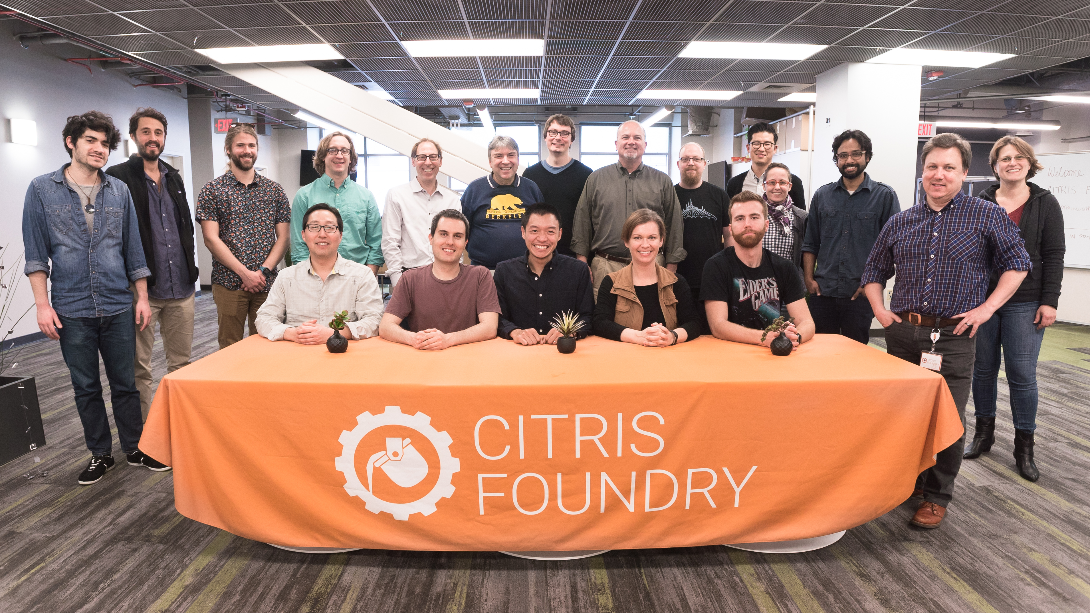 CITRIS Foundry Spring 2018 Cohort Announcement