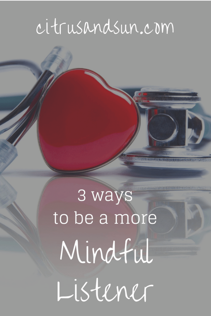 3 Ways To Use Mindful Listening in Everyday Life