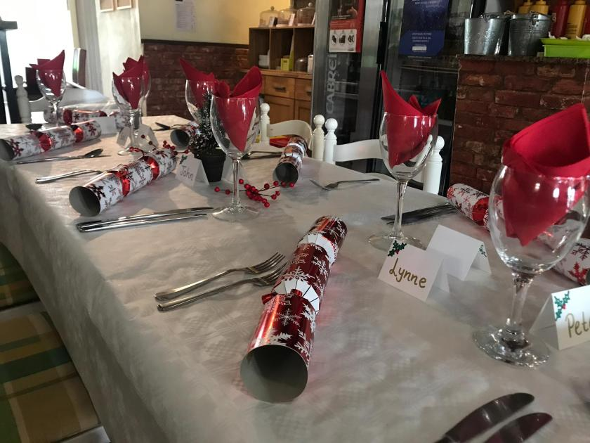 Christmas Dinner 2019