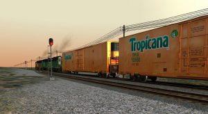 juice trains