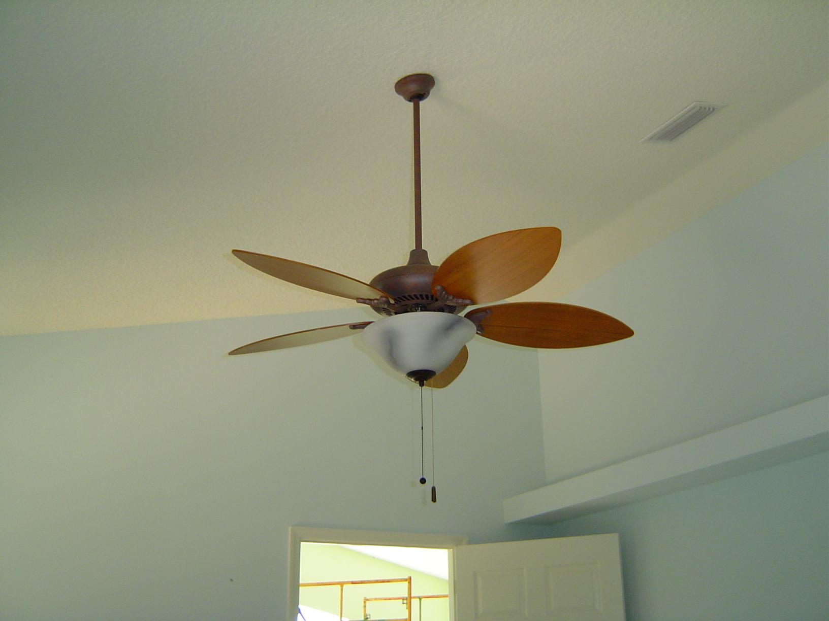 Citrus County Ceiling Fan & Lighting Installation