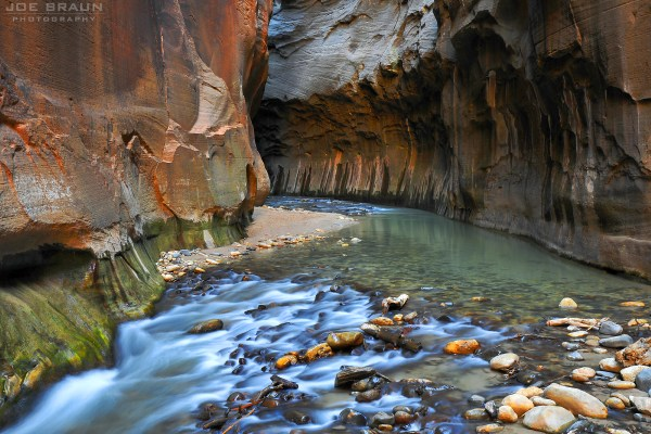 Joe's Guide to Zion National Park - Zion Narrows Day Hike ...