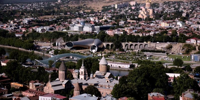 Tblisi - Capitale della Georgia