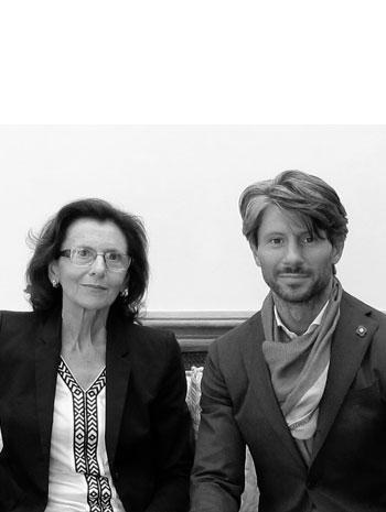 Il Capitello, Silvia Croce e Valeriano Foti