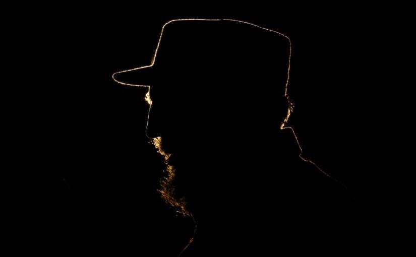 In morte di Fidel Castro. Rivoluzionario.
