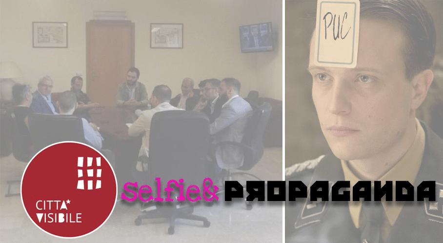 Selfie & Propaganda – Professori senza gloria