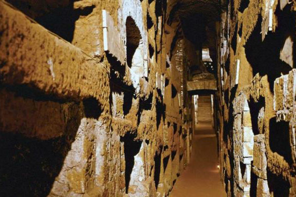 Local taxi driver's guide to Rome - catacombs San Calisto