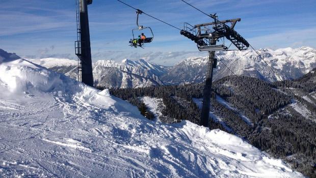 Fugen: The rising ski destination in Tyrol, Austria