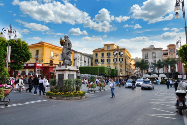 Sorrento City Centre Amalfi Coast