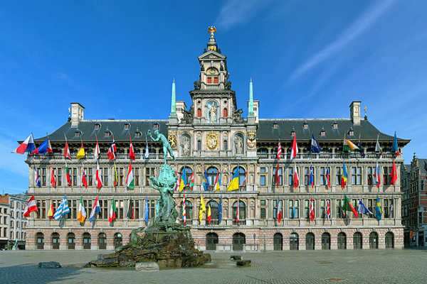 Antwerp day trips from Brussels