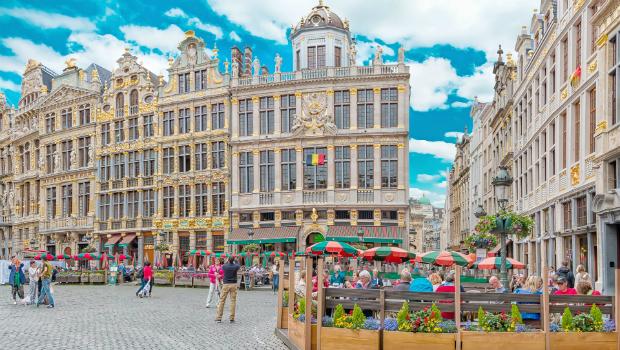3 Brussels Essentials