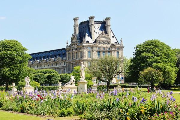 Palais Royal Paris City Airport Taxis