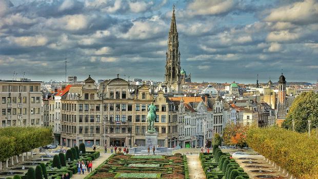 Brussels hotspots