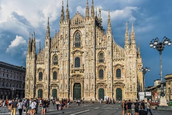 Duomo Milan city centre