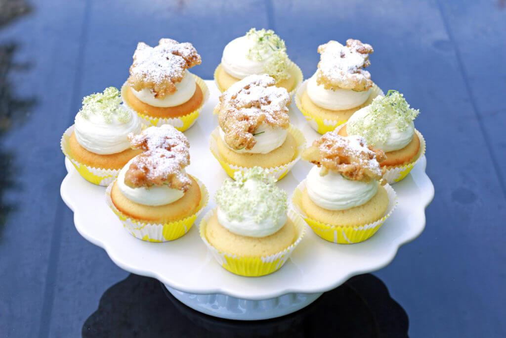 Elderflower Cupcakes