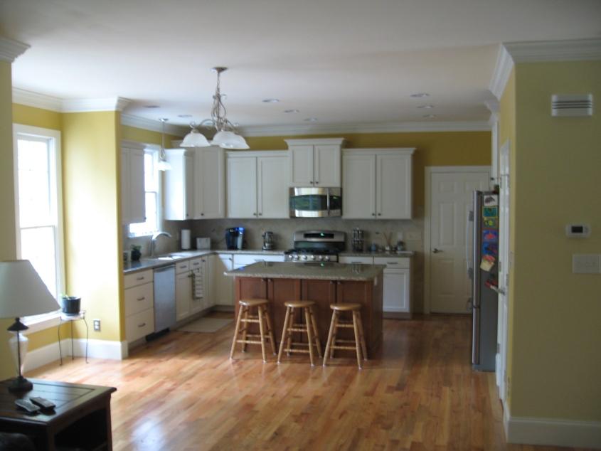 Living Room Ideas? (open Floor Plan, Fireplace, Paint