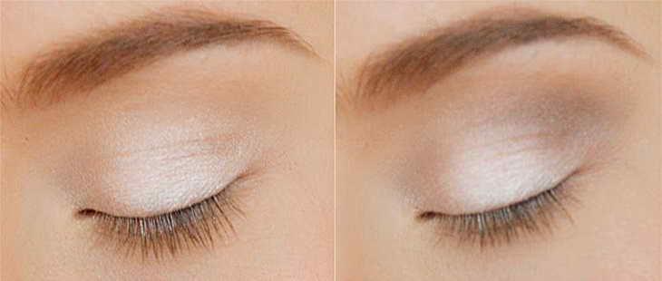 छाया से आँखों को रंगना कैसे सीखें