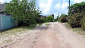 В микрорайоне Гончаровка отремонтировано дорожное покрытие