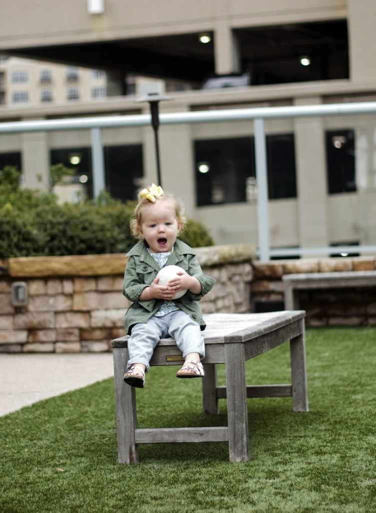 Spring Style With Carter's