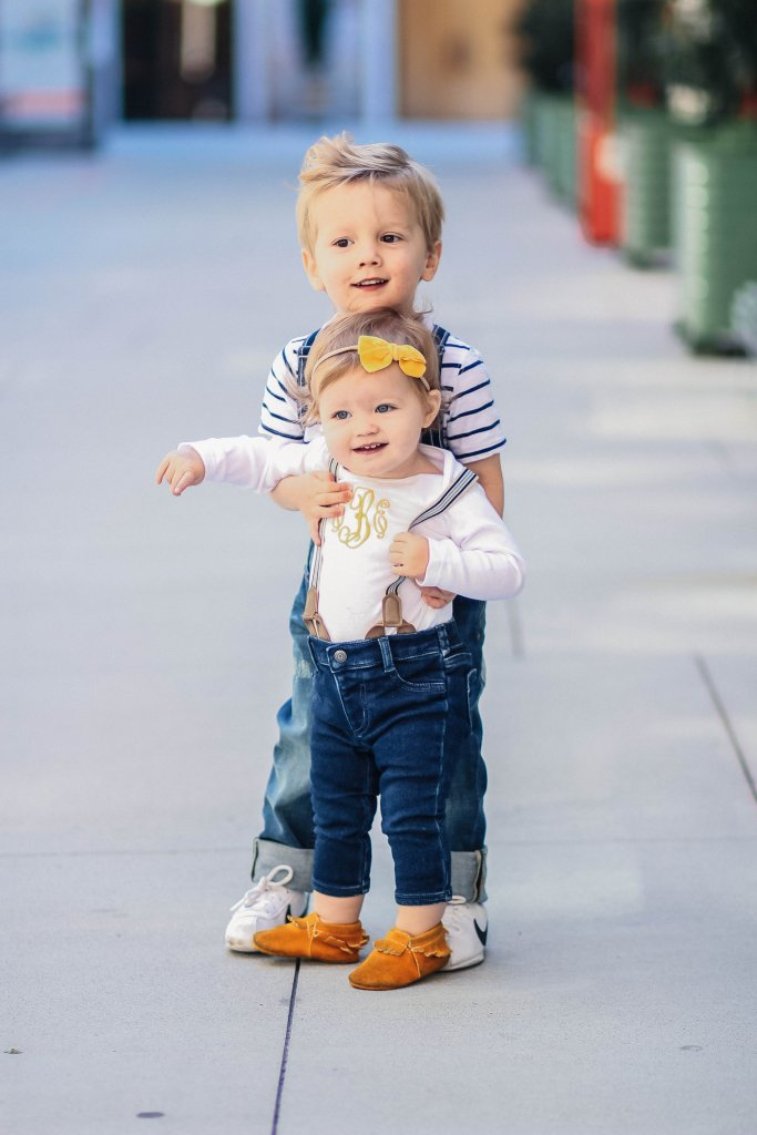 kid-fashion-baby-models-suspenders-on-kids