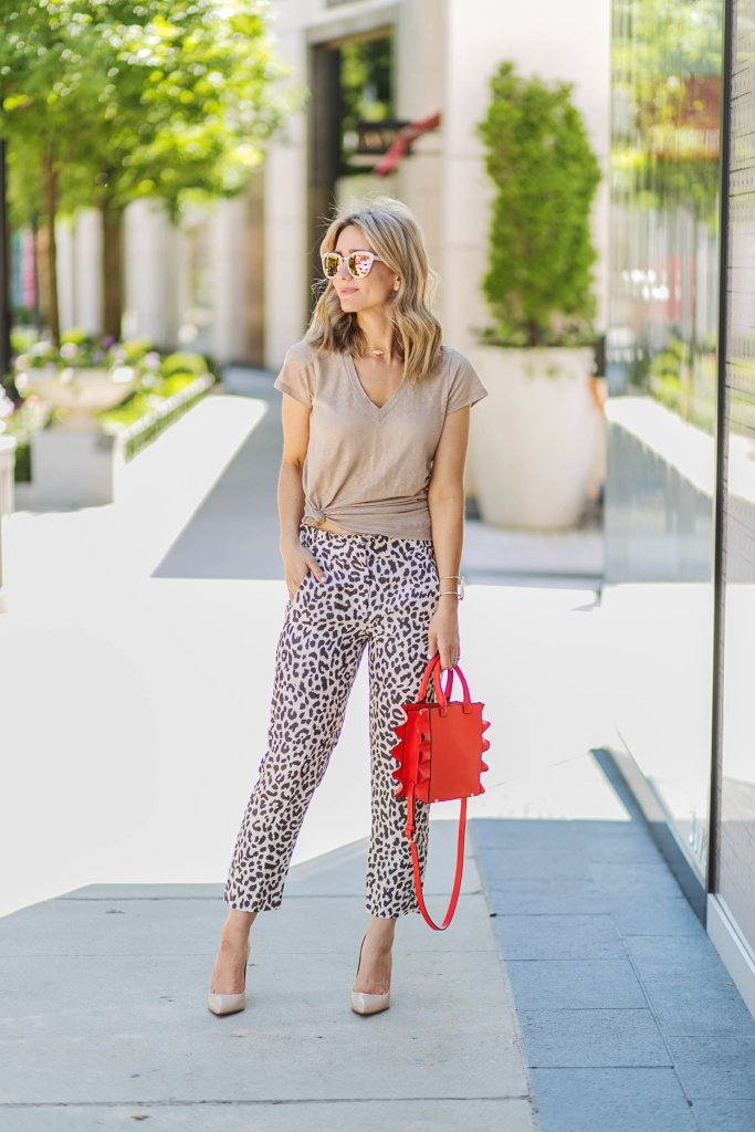 Don't Be Scared Of The Patterned Pant