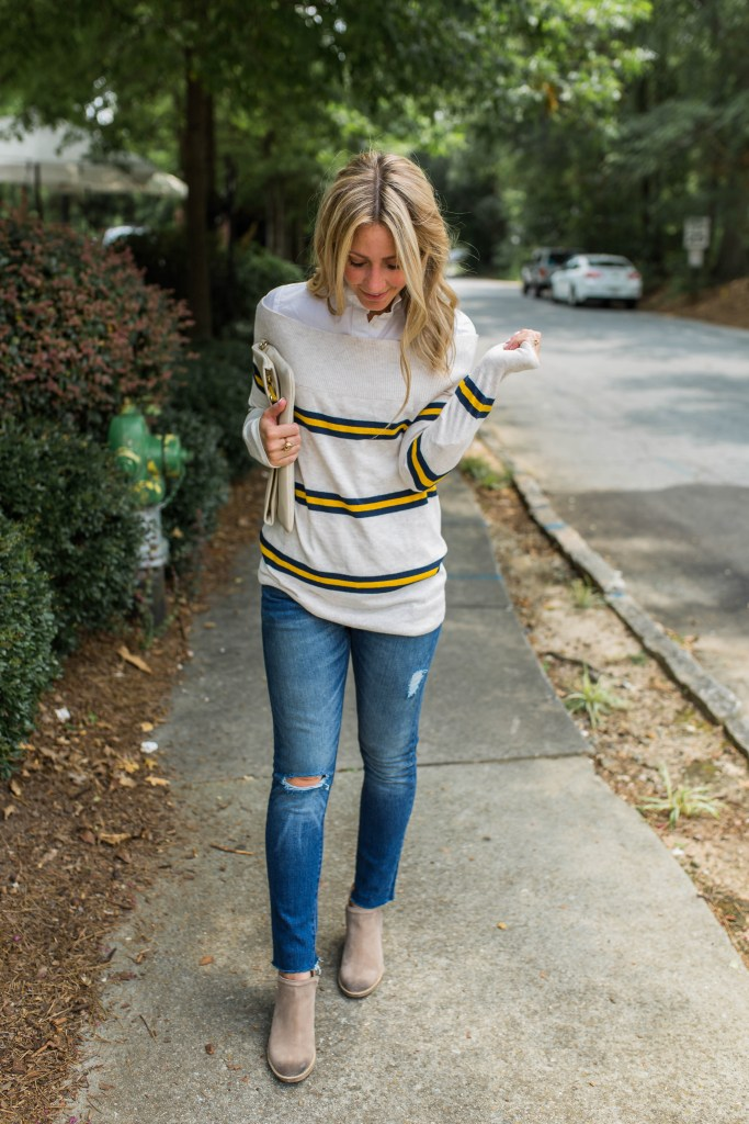 off-the-shoulder-sweater-oxford-shirt-rugby-striped-city-peach