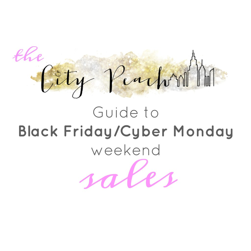 Cyber Week Sales Guide
