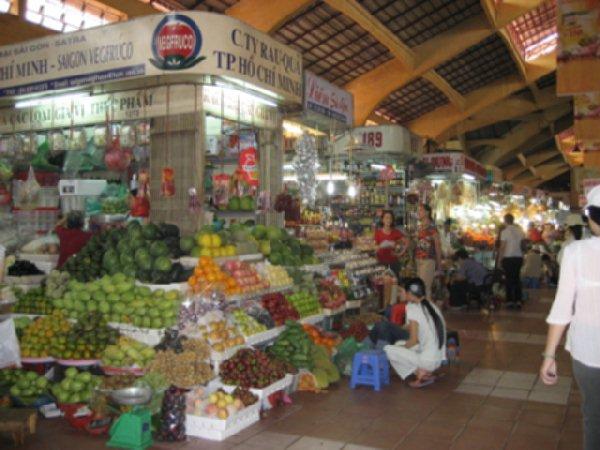人在越南----濱城市場 - 香脂草 的網誌 - udn部落格