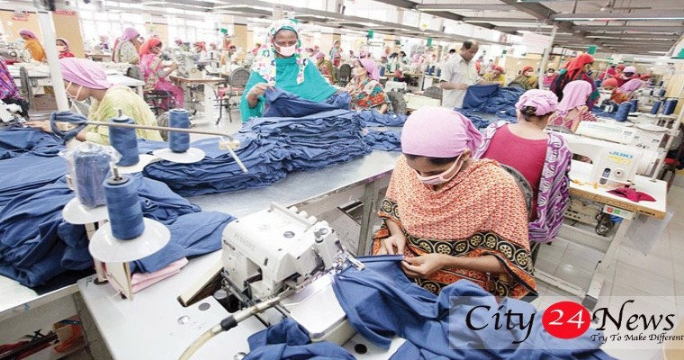 Garments Industries are being opened From Sunday