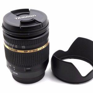 台中青蘋果3c買賣回收Tamron SP AF 17-50mm 鏡頭