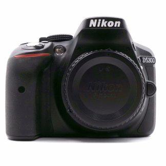 台中青蘋果3c專業收購二手Nikon D5300 APS-C相機