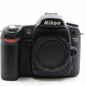 高雄收購二手Nikon D80 APS-C單眼相機