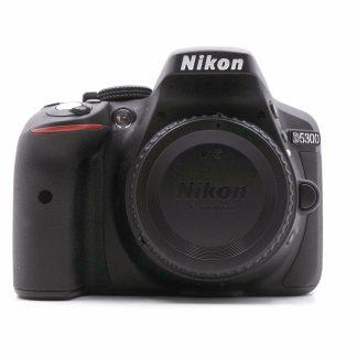 台中青蘋果3c二手中古Nikon D5300 單眼相機