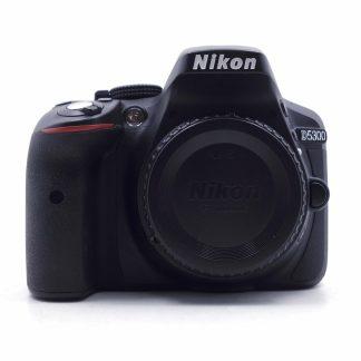 台中青蘋果3c買賣收購Nikon D5300 APS-C單眼相機