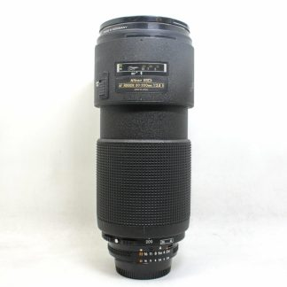 高雄青蘋果3c買賣收購Nikon AF 80-200mm F2.8 D ED 望遠變焦鏡頭