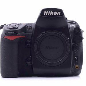 台中青蘋果3c找二手NikonD700 全片幅單眼相機