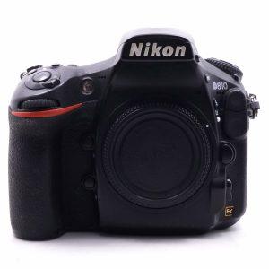 台南橙市3c買賣中古Nikon D810 全片幅單眼相機
