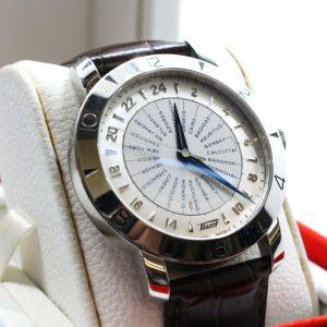 高雄青蘋果3c收購二手TISSOT Heritage Navigator 領航者160週年紀念 機械腕錶