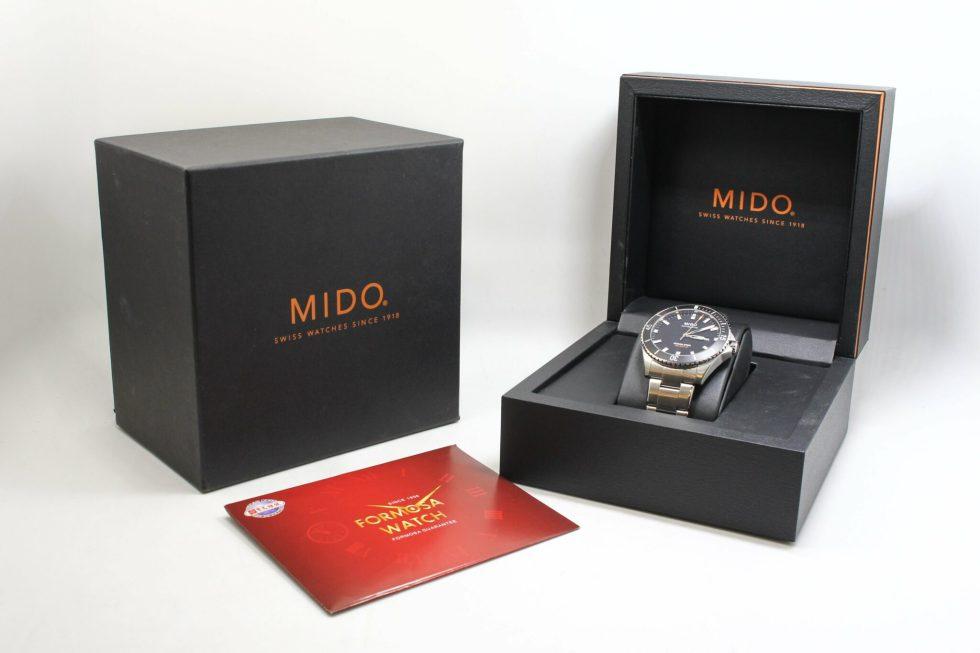 屏東哪裡賣二手MIDO海洋之星精品名錶